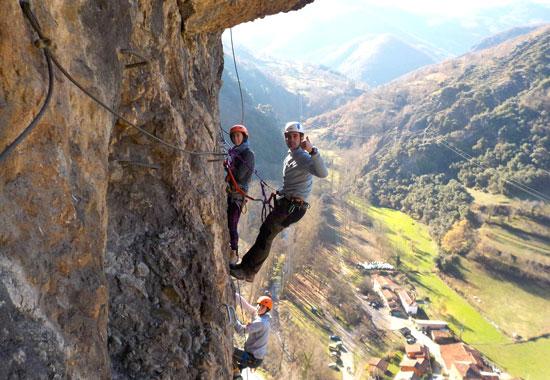 Aventuras en Montaña