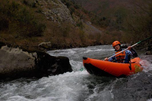 Canoa-Raft Picos de Europa