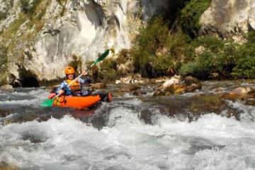 Canoa Raft Picos de Europa