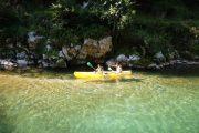 Canoas Cares (Picos de Europa)