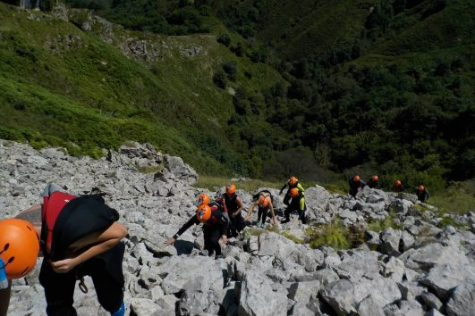 Espeleo Barranco (Picos de Europa)