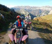 Quads en Picos de Europa