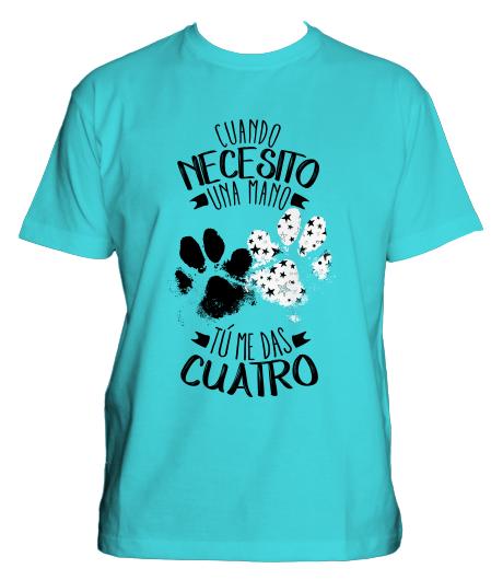 Camiseta solidaria ASPROAN Santander